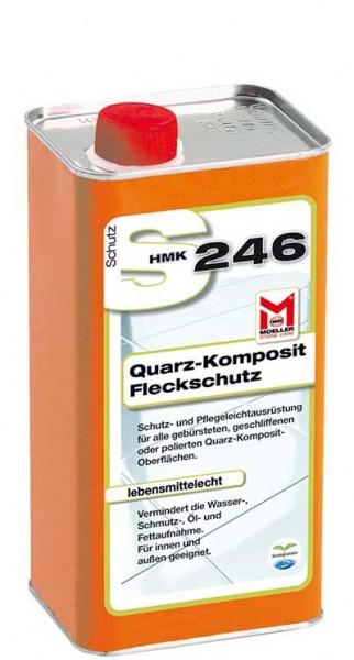 HMK® S246 Quarz - Komposit Fleckschutz