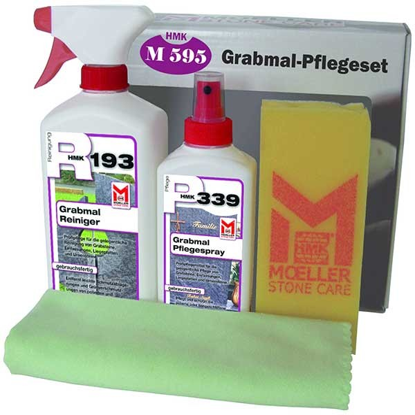 HMK® M595 Grabmal Pflegeset