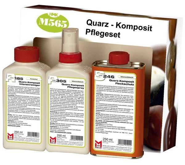 HMK® M565 Quarz - Komposit Pflegeset