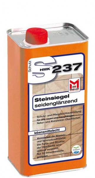 HMK® S237 Steinsiegel seidenglänzend