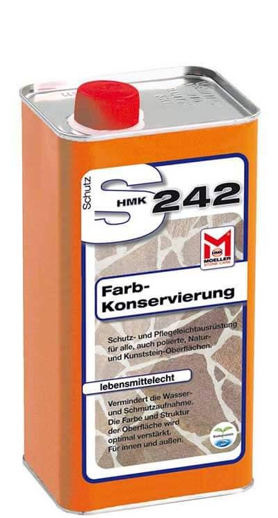 HMK-S242-Farbkonservierung