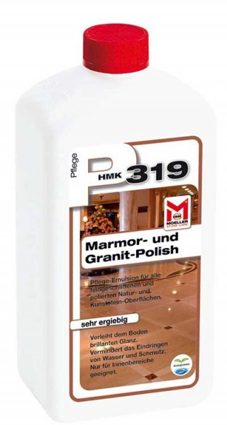 HMK® P319 Marmor und Granit Polish
