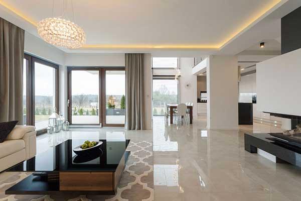Marmor Putzen marmor reinigen pflegen polieren imprägnieren tipps infos