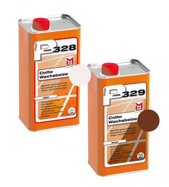 HMK® P328 / 329 Cotto Wachsbeize