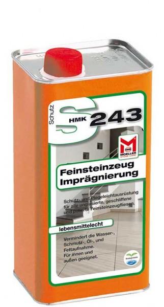 HMK® S243 Feinsteinzeug Imprägnierung
