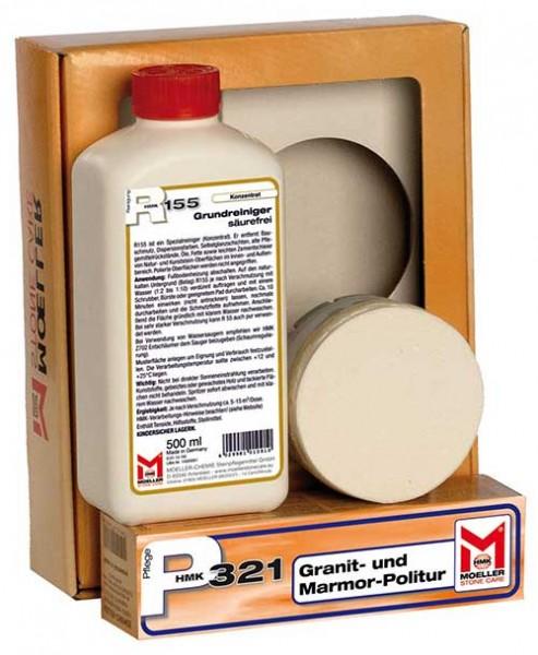 HMK® M529 Marmor - Polierset