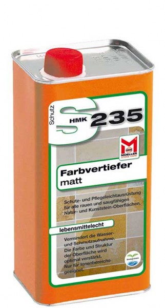 HMK® S235 Farbvertiefer -matt-