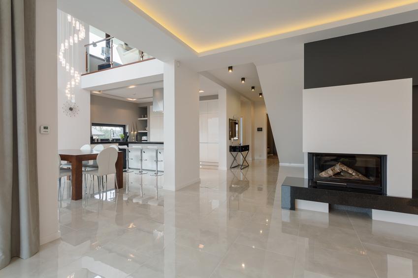 Pflegetipps Für Polierten Marmor In Wohnzimmer, Bad, Küche & Flur