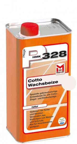 HMK® P328 / P329 Cotto Wachsbeize Natur / Braun